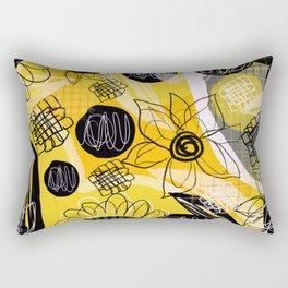 Spring Madness Rectangular Pillow