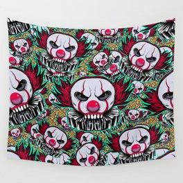 Cute Skulls IT Wall Tapestry