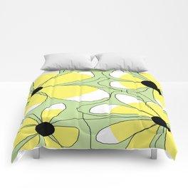 FLOWERY  MIA / ORIGINAL DANISH DESIGN bykazandholly Comforters