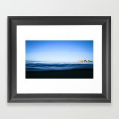 The Bu Framed Art Print