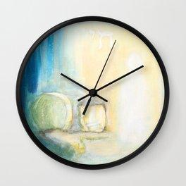 Auferstehung - Joy Of The Resurrection Wall Clock