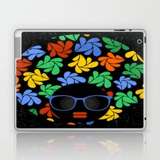 Afro Diva : Colorful Laptop & iPad Skin