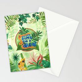 Medilludesign Ecotherapy Jungle Stationery Cards