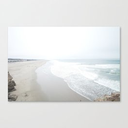 San Francisco Beach Canvas Print