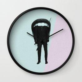 Bocaratón Wall Clock