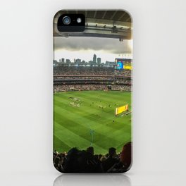 Let the Games Begin at the MCG iPhone Case