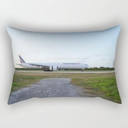 Boeing 777 Rectangular Pillow