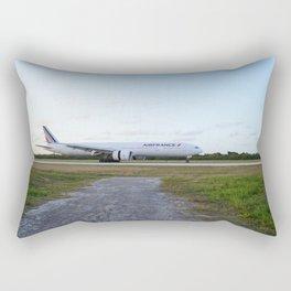 Boeing 777 Rectangular Pillow