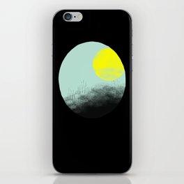 Nights iPhone Skin