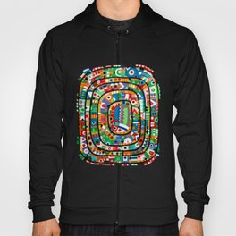 Planet of all good people Hoody