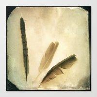 study Canvas Prints featuring Study by Kimberley Britt
