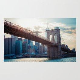 Manhattan Bridge Rug