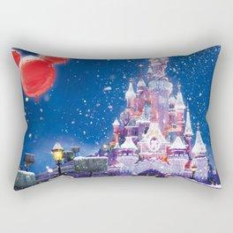 Winter fairy tale Rectangular Pillow