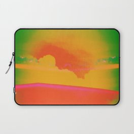 Signs in the Sky Collection - Rising Sun Laptop Sleeve