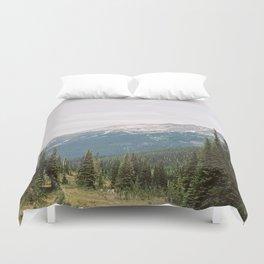 British Columbia II Duvet Cover