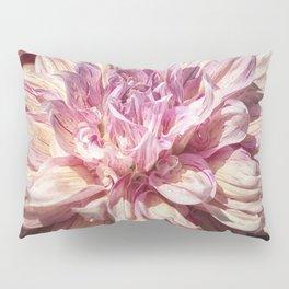 Marbled Dahlia, No. 1 Pillow Sham