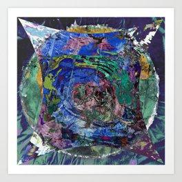 Planetary frequencies! ! ! Art Print