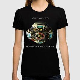 TRANSPARENT JEFF LYNNE ELO TOUR 2020 T-shirt