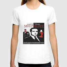 Threat Level Midnight Movie T-shirt