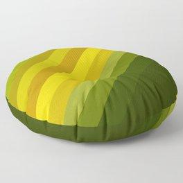 Rainbow 4 Floor Pillow