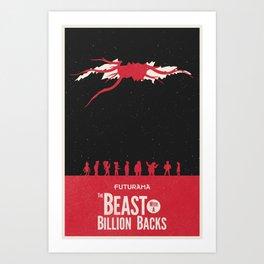 Futurama - TBWABB Art Print