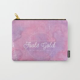 Fool's Gold Carry-All Pouch