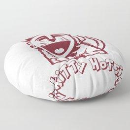 Kitty Hotei's Big Heart Floor Pillow