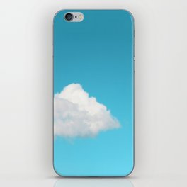 Happy Cloud iPhone Skin
