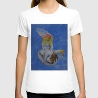 angel T-shirts featuring Angel by Michael Creese