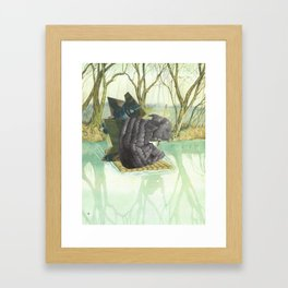 No58 Framed Art Print