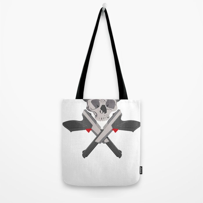 game over. Tote Bag