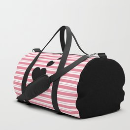 Love Forever Hearts Duffle Bag