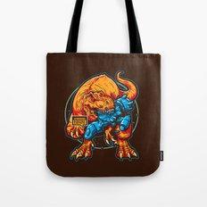 Warning! Betrayal! Tote Bag