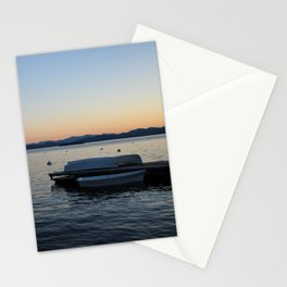 Burlington, Vermont Vibes Stationery Cards
