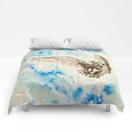 Plata Salvaje Comforters