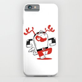 Happy critter iPhone Case