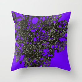 Change being the only certainty Throw Pillow