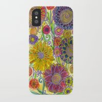 boho iPhone & iPod Cases featuring Boho by Sand Salt Moon