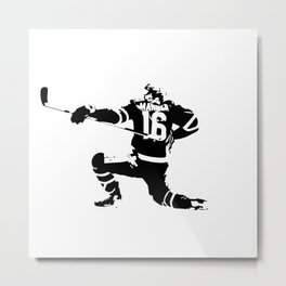 Mitch Marner - TORONTO - The Man of the People (Leafs) Metal Print