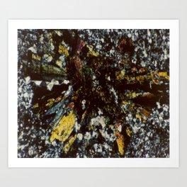 Epidote Art Print
