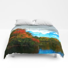 Silver Lake Comforters