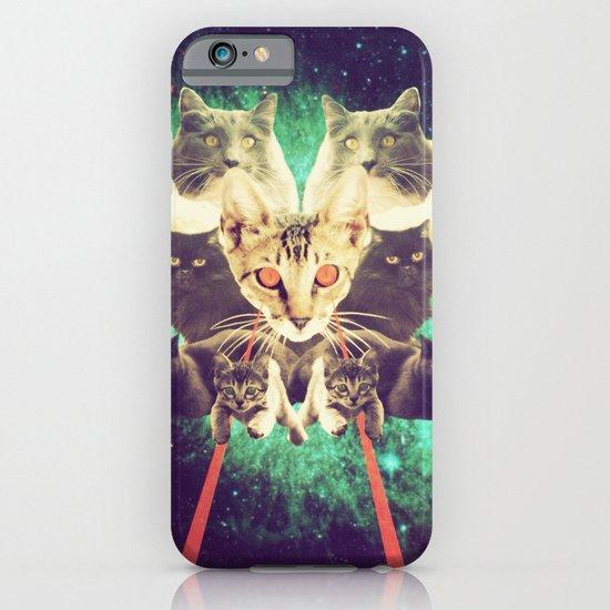 Galactic Cats Saga 1 iPhone & iPod Case