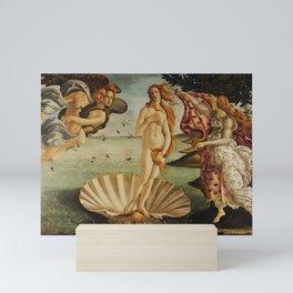 The Birth of Venus by Sandro Botticelli Mini Art Print