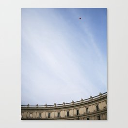 Italian Morning Canvas Print