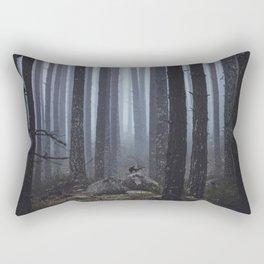 My Secret Garden Rectangular Pillow