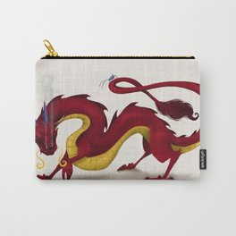 Mushu & Cricket Carry-All Pouch