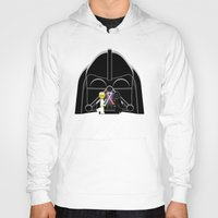 dark side Hoodies featuring Dark Side by AWOwens
