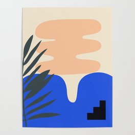 Shape study #14 - Stackable Collection Poster