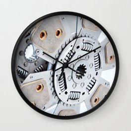 Single clutch system independent Wall Clock
