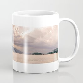Heavens Burst over Christ the Redeemer Coffee Mug